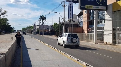HOY / Frentistas dicen que hay 200 locales que no alquilan pese a paralización de metrobús