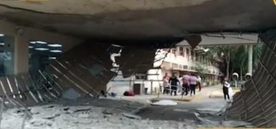 IPS ordena fiscalizar edificio del Hospital Central tras desplome