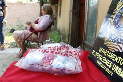 Detienen a sospechosa de introducir drogas en Tacumbú