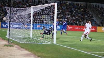 El Beleano Robert Rojas hizo un gol en el triunfo de Paraguay