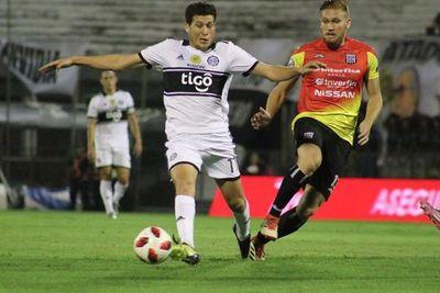 Olimpia juega la Copa Paraguay
