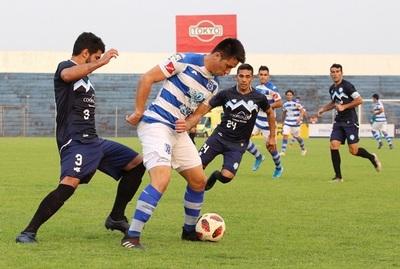 Guaireña clasifica a los cuartos de Copa Paraguay