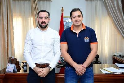 Wilson Dos Santos, nuevo director de Recaudación de la comuna