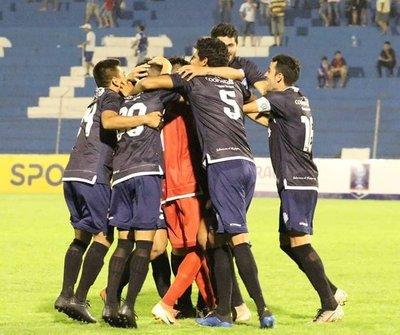 Copa Paraguay: Guaireña y Luqueño primeros clasificados a los cuartos de final