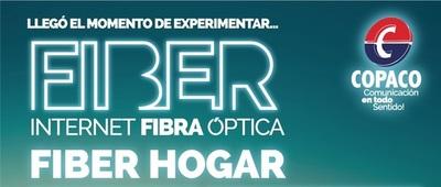 COPACO anuncia expansión de su red de fibra óptica en Caaguazú