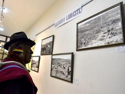 Fotografías inéditas muestran que las ruinas de Tihuanaco fueron modificadas