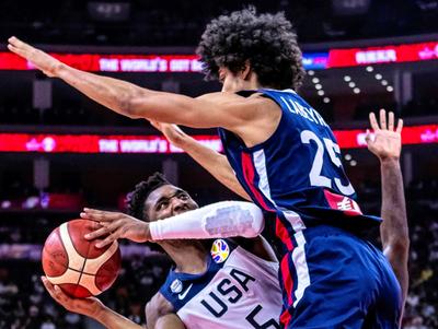 Francia 89-79 Estados Unidos
