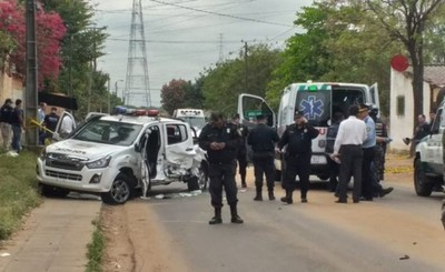 Confirman la muerte de comisario baleado durante rescate de narco