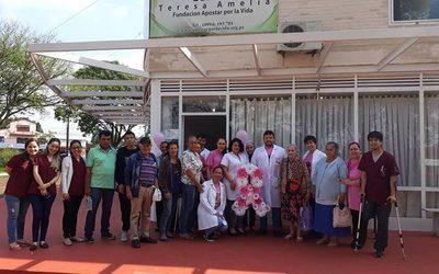 Futuro de hospital oncológico en manos del intendente de Hernandarias