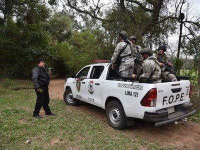 Evacúan Jardín Botánico para buscar a miembros del Comando Vermelho
