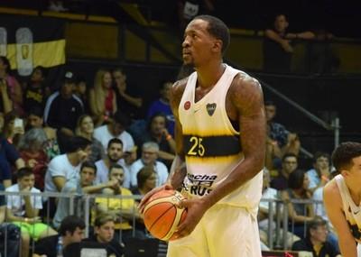 Roquez Johnson es nuevo jugador de Olimpia Kings