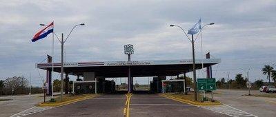 Paso fronterizo sobre Yacyretá estará cerrado mañana