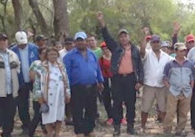 """San Pedro: """"sintecho""""  exigen regularización"""