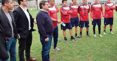 """""""Chiqui"""" ya labura por  el objetivo de ir a Copa"""