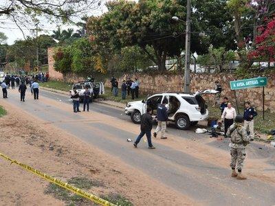 Surgen sospechas de entrega en el fatal rescate del jefe narco Samura
