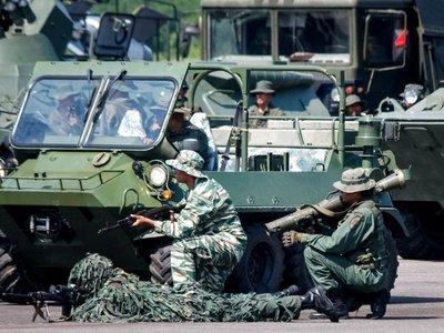 """Doce países activan pacto militar  ante la """"amenaza"""" en Venezuela"""