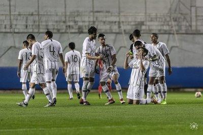 Libertad venció a Fernando de la Mora y está en los cuartos de final de la Copa de Todos