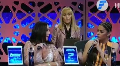 Zuny Castiñeira y Larissa negaron que haya odio entre ambas