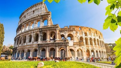 Un viaje a través del tiempo visitando Roma