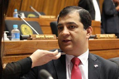 Eber Ovelar asumirá como nuevo ministro de Justicia