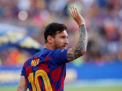 Messi no quiere irse del Barça pero advierte que quiere un proyecto ganador