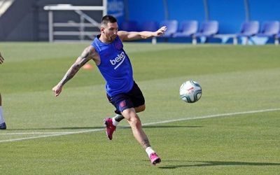 """El Barça """"es mi casa"""", asegura Messi"""