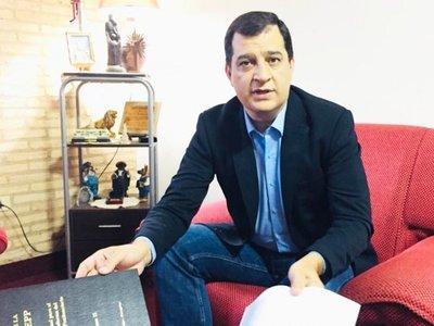 Ex diputado Éber Ovelar quedará al frente del Ministerio de Justicia