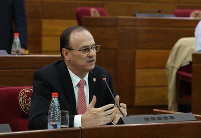 ITAIPU expuso objetivos de gestión ante comisiones del Senado