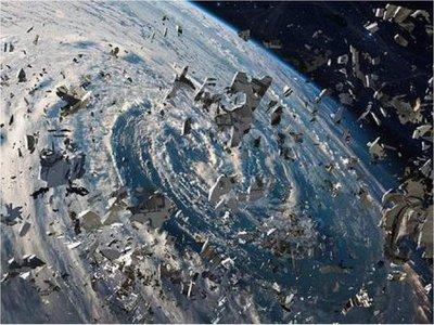 Científicos patentan sistema para recoger la basura espacial