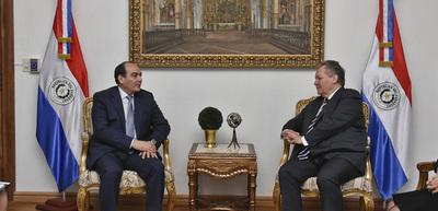 Bélgica expresa interés en incrementar intercambio comercial con Paraguay
