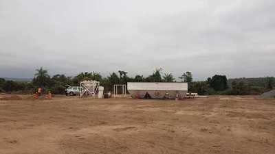 MOPC inició construcción de penitenciaría en Emboscada