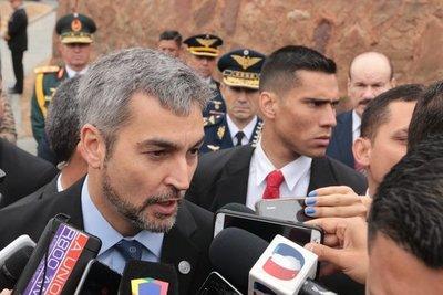 Jefe de Estado ratifica compromiso de luchar contra el crimen organizado