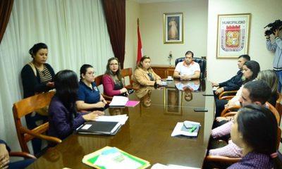 Prieto pide apoyo de Fiscalía y Policía para recuperar espacios públicos