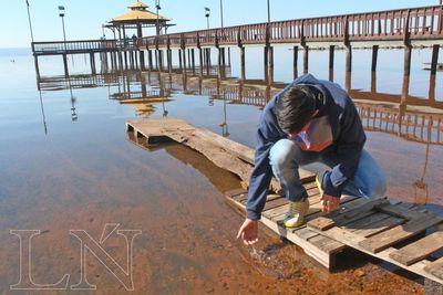 Ante posible sequía, presentan plan de conservación del Lago Ypacaraí