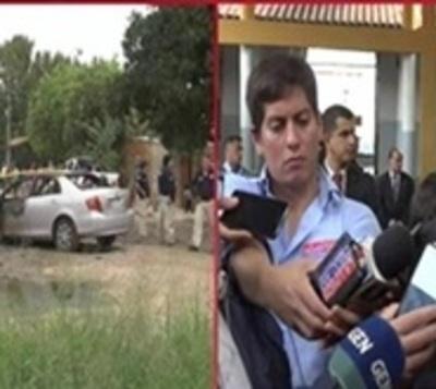Ministro del Interior dice que policía no tuvo culpa en fuga de Samura