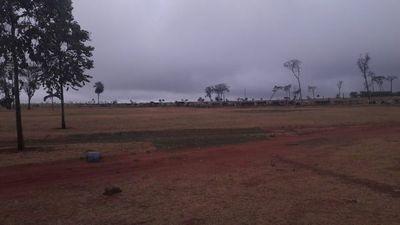 Lluvia generó alivio para pobladores de San Pedro