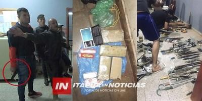 ASOMBROSA PERMEABILIDAD PARA INGRESO DE ELEMENTOS PROHIBIDOS EN EL CERESO