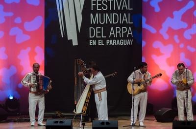 El XII Festival Mundial del Arpa dará tres galas con artistas de lujo