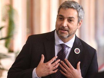 Mario Abdo admite corrupción institucional en la fuga de narco