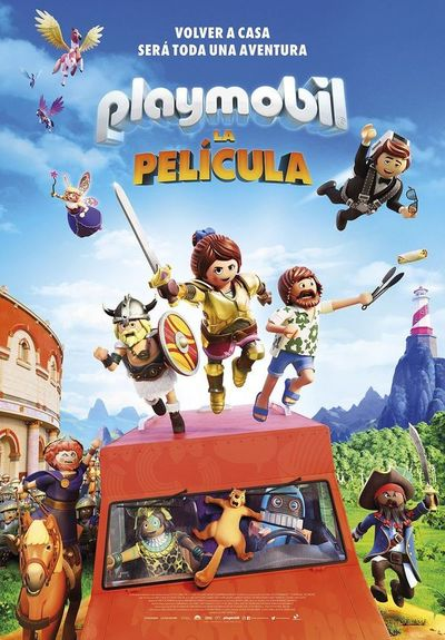 Playmobil: La Película (3D)