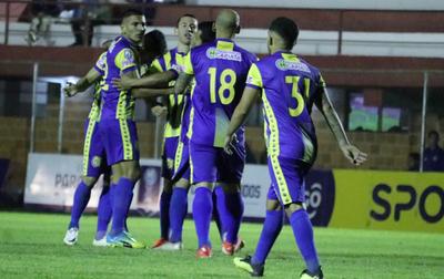 Deportivo Capiatá barre a Ovetense y se mete entre los 8 mejores