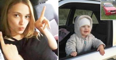 Beba de 2 años mató a su  mamá al cerrar ventanilla