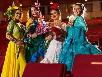 Un millón de flores llenarán de color  el teatro del Banco Central