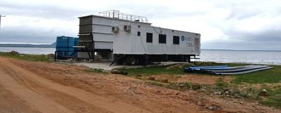 Exigen G. 500 millones a  Essap para  que funcione  planta móvil en San Ber