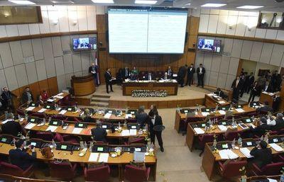 """Senado remitió al  archivo la ley de """"autoblindaje"""""""