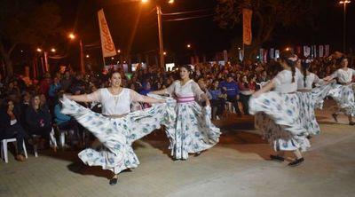 Conmemoran con festival el aniversario de Ayolas
