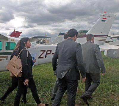 Procuraduría General inscribe por primera vez avionetas provenientes del narcotráfico por valor aproximado de 2 millones 500 mil dólares