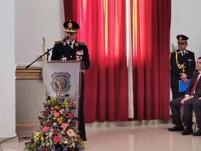 Nuevo comandante dice que falta de recursos desmotiva a policías