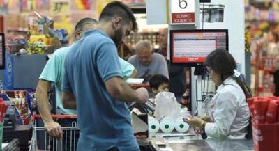 Argentina registra inflación de 4% en agosto y acumula 30% en 2019