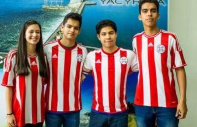 Delegación paraguaya compite en la Olimpiada Iberoamericana de Matemáticas 2019